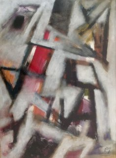 He's the One 2013 40x32 Original Painting - Neal Doty