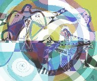 Rhapsody in Blue 2014 Limited Edition Print by Neal Doty - 1