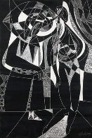 Mardi Gras 1995 Limited Edition Print by Neal Doty - 1