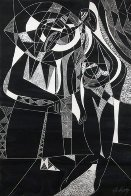 Mardi Gras 1995 Limited Edition Print by Neal Doty - 0