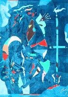 Restless Animals 2015 Limited Edition Print by Neal Doty - 0