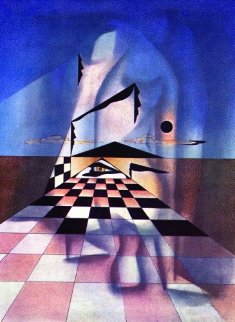 Eye of Dali 2000 Limited Edition Print by Neal Doty