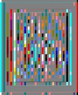 Mondrianic 2015 Limited Edition Print - Neal Doty