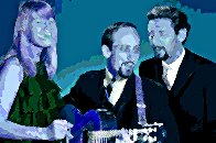 Peter, Paul And Mary 2015 Limited Edition Print by Neal Doty - 1