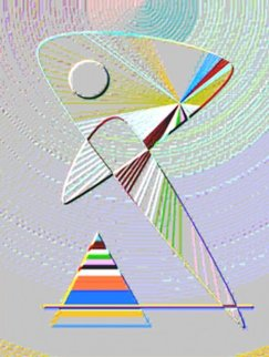 Solar Tomahawk 2015 Limited Edition Print by Neal Doty