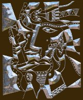 Poet Transformer 2015 20x16 Limited Edition Print by Neal Doty - 0