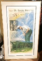 Jack Nicklaus 1994 HS By Jack  Limited Edition Print by Doug London - 1