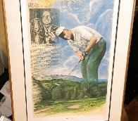 Jack Nicklaus 1994 HS By Jack  Limited Edition Print by Doug London - 3