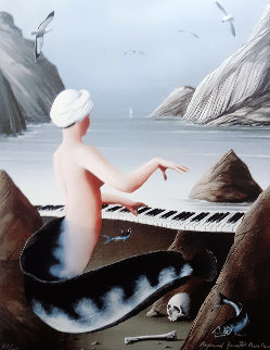 Sea Air Limited Edition Print - Raymond Douillet