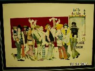 Gamblers Suite: Window 1976 Limited Edition Print by John Doyle - 1
