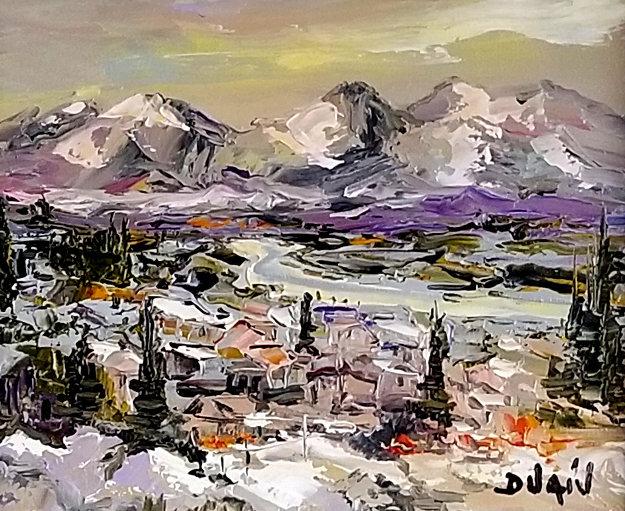 Colorado 2014 17x18 by  Duaiv