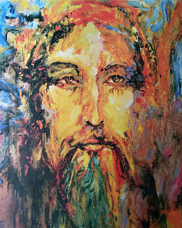 Jesus AP Limited Edition Print by  Duaiv