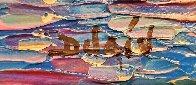 Les 4 Planches 2015 15x19 Original Painting by  Duaiv - 3