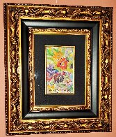 Helborus Flower Watercolor 2016 19x17 Watercolor by  Duaiv - 2