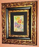 Helborus Flower Watercolor 2016 19x17 Watercolor by  Duaiv - 1