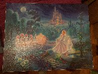 Cinderella: An Evening of Magic Limited Edition Print by Tom duBois - 1