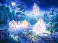 Cinderella: An Evening of Magic Limited Edition Print by Tom duBois - 0