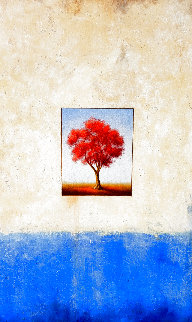 Blue Note 2001 60x48 Super Huge Original Painting - Scott Duce