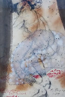Stage Left Drawing 17x14 Drawing by Charles Dwyer - 0