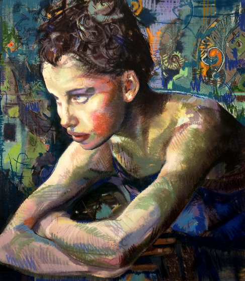 After the Dance Embellished by Charles Dwyer