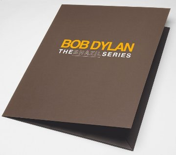 Brazil Series - Portfolio Set of 3 2015 Limited Edition Print - Bob  Dylan