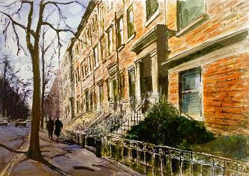 Brooklyn Heights 2016 Limited Edition Print - Bob  Dylan