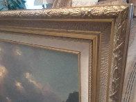 Rugged Coast California 44x34  Huge Original Painting by Alex Dzigurski Sr. - 3