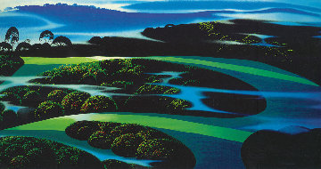 Untitled Serigraph 1995 Limited Edition Print by Eyvind Earle