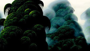Spirit Grove 1997 Limited Edition Print - Eyvind Earle