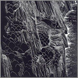 Ocean Cliffs  Limited Edition Print - Eyvind Earle