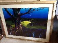 Before the Sun Goes Down 1996 Limited Edition Print by Eyvind Earle - 1