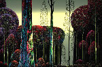 Gothic Forest 1980 Limited Edition Print - Eyvind Earle