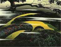Untitled Landscape  1997 Limited Edition Print by Eyvind Earle - 1