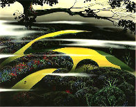Untitled Landscape  1997 Limited Edition Print by Eyvind Earle - 0