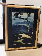 Yellow Leaves 1998 Limited Edition Print by Eyvind Earle - 2