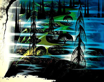 Beauty Beyond Believing PP Limited Edition Print by Eyvind Earle
