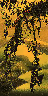 Yorktown Branch PP 1996 Limited Edition Print - Eyvind Earle