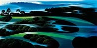 Summer Twilight PP Limited Edition Print by Eyvind Earle - 1