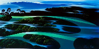 Summer Twilight PP Limited Edition Print by Eyvind Earle - 0