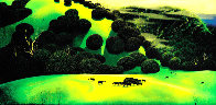 Herd of Horses PP Limited Edition Print by Eyvind Earle - 0