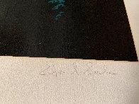 Blue Big Sur Coast Limited Edition Print by Eyvind Earle - 2