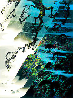Sea, Wind and Fog 1990 Limited Edition Print - Eyvind Earle