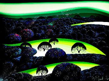 Nocturne AP 1991 Limited Edition Print - Eyvind Earle
