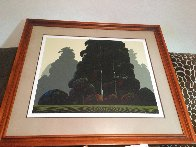 Autumn 1981 Limited Edition Print by Eyvind Earle - 3
