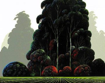 Autumn 1981 Limited Edition Print - Eyvind Earle