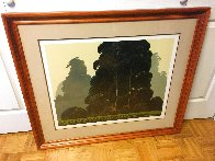 Autumn 1981 Limited Edition Print by Eyvind Earle - 2