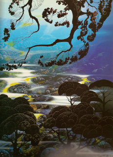 Day's End 1980 Limited Edition Print - Eyvind Earle