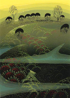 California Miniature 1991 Limited Edition Print by Eyvind Earle