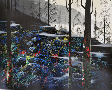 Dawns First Light 1998 Limited Edition Print by Eyvind Earle