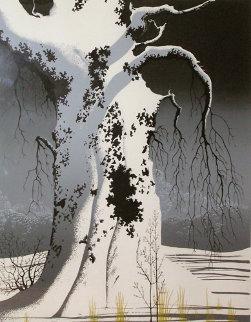 Black Oak 1982  Limited Edition Print - Eyvind Earle
